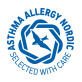 Clock and Asthma Allergy Nordic Label
