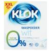 extra groter waspoeder wit van KLOK ECO